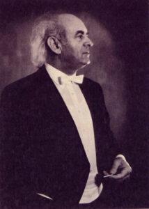 Baldur Pauß - Gründer