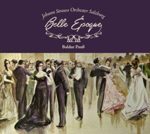 Tonträger CD Cover - Belle Èpoque